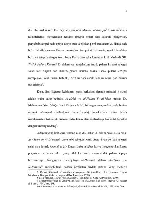 Buku Korupsi Dan Pemerintahan Sebab Akibat Dan Reformasi Susan Pr 4088950 jurnal korupsi