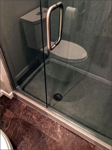 Hinged Shower Door Replacement Hinged Shower Door Replacement Vanvleet Construction