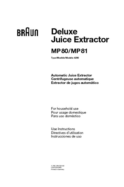 "Juicer - Users Guides ""Juicer"" 