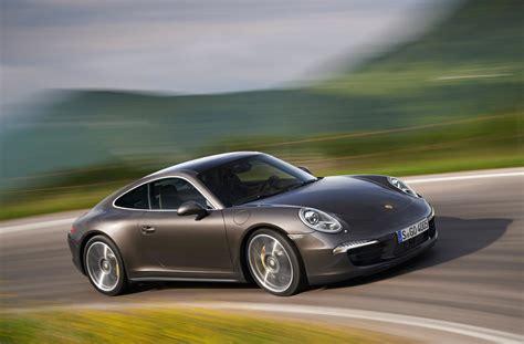 porsche new model new porsche 911 carrera 4 carrera 4s awd models