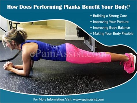 benefits and side effects of planks