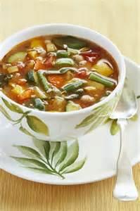 regime alimentare ipocalorico la dieta minestrone