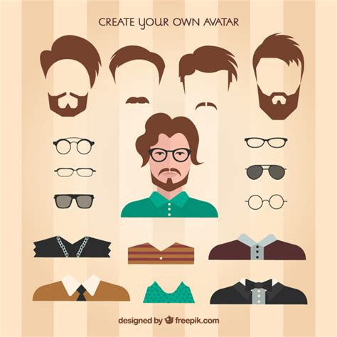 create a avatar create your own avatar vector premium