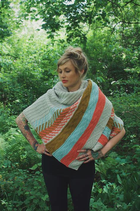 Breanna Scarfpashmina 2 om shawl drea renee knits
