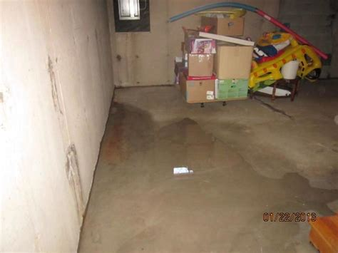 water basement water seepage in cheshire basement