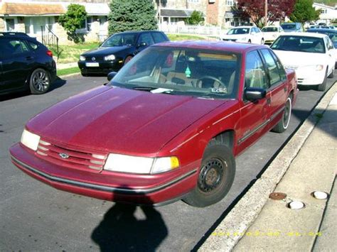 1993 chevrolet lumina apv base for sale 995 sell used 1993 chevrolet lumina base sedan 4 door 3 1l in philadelphia pennsylvania united states