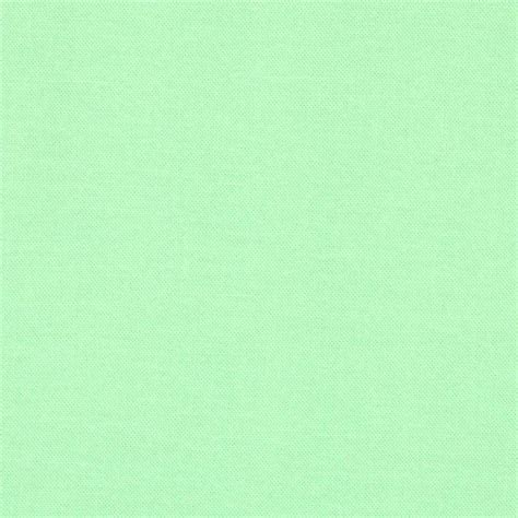 mint green kona cotton mint discount designer fabric fabric com