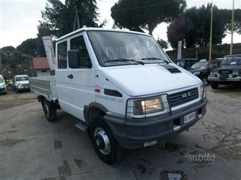 cabina daily 35 10 usata sold iveco daily 35 10 doppia cabi used cars for sale