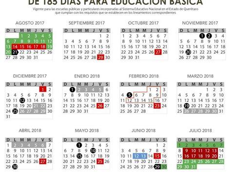 calendario escolar argentina 2017 2018 publica sep calendario escolar para el ciclo 2017 2018