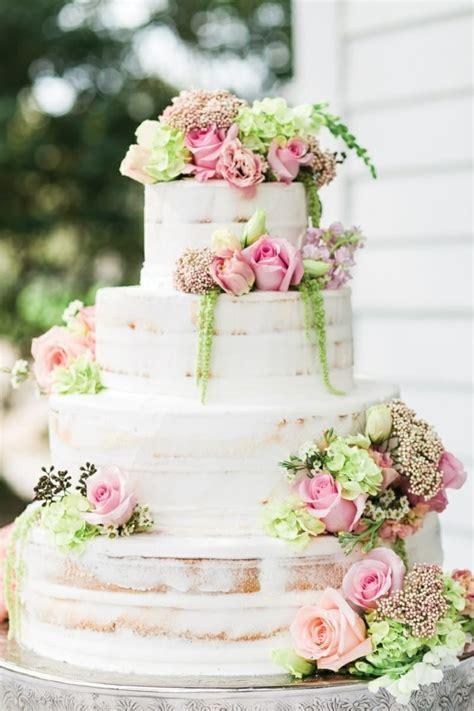 Hochzeitstorte Creme by Hochzeitstorte Ohne Fondant Wei 223 Creme Sahne Rosa