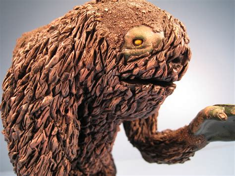 Wistful Golem Troll Ent Monster Sculpture 3 by ...