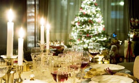 best place to get christmas table modern manners laying the table and style the guardian