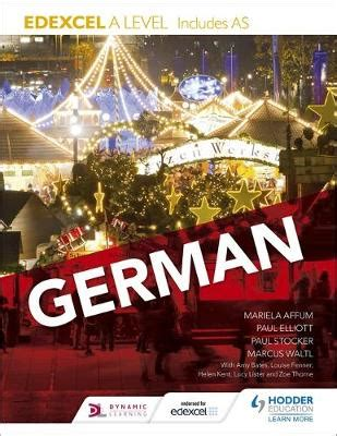 edexcel a level german 1471858235 edexcel a level german includes as student s book foyles bookstore