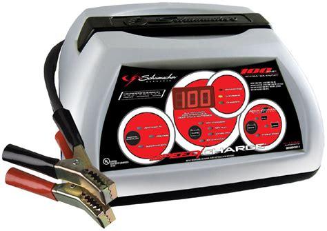 schumacher automotive speedcharge battery maintainer and charger schumacher sc 10030a speedcharge 2 12 30 100