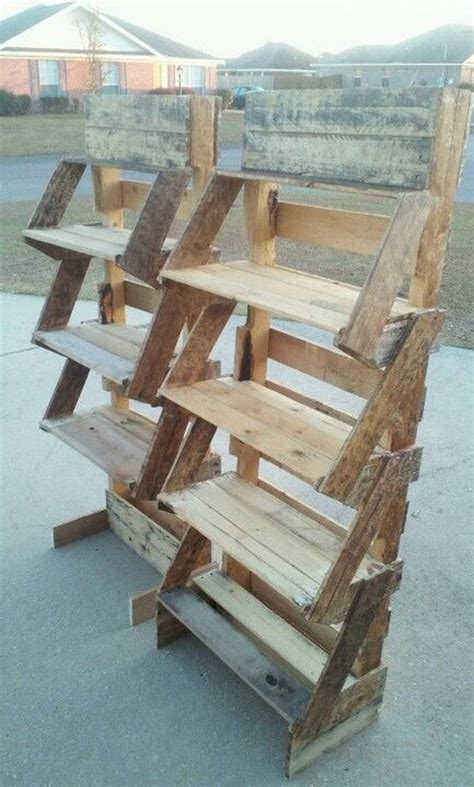 shelves out of pallets 50 diy pallet ideas upcycle