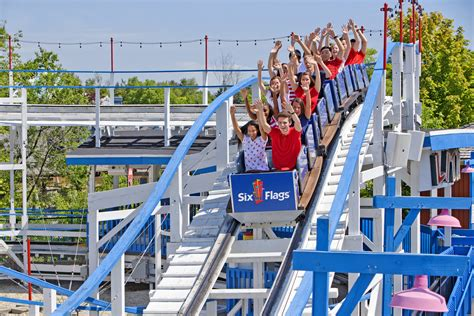 Win Six Flags Tickets Instantly - memorial day weekend six flags great america