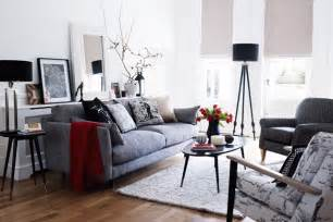 Decorating Ideas For Small Living Room Uk Shades Of Grey Living Room Design Ideas Houseandgarden