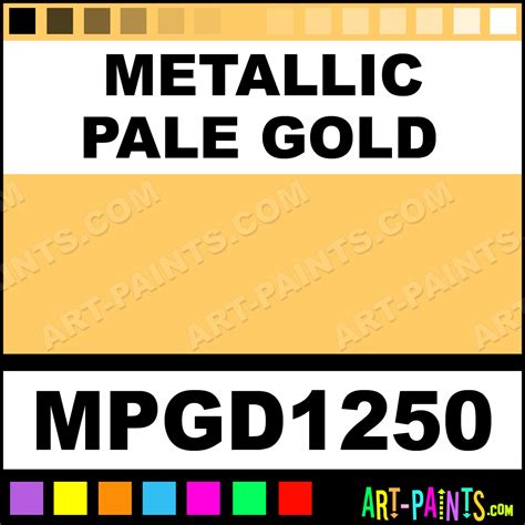 metallic pale gold egg tempera paints mpgd1250 metallic pale gold paint metallic pale