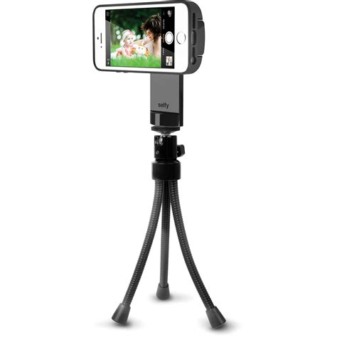Tripod Iphone 5 iluv selfy mini tripod for iphone 6 6 plus 5s 5 selfymitri