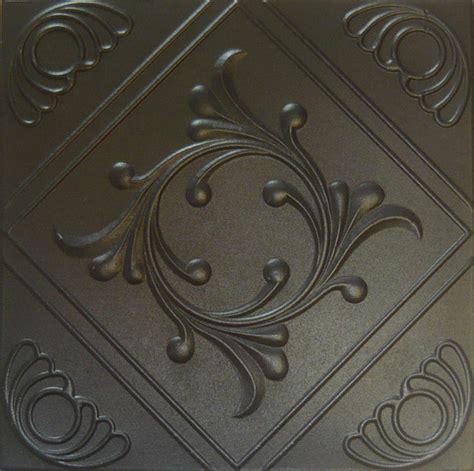 Ceiling Tiles Styrofoam by R 02 Styrofoam Ceiling Tile 20x20 Black Ceiling Tile
