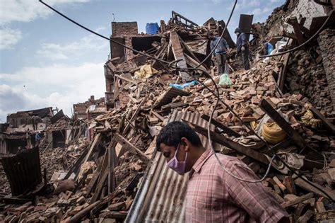 earthquake of nepal nepal earthquake