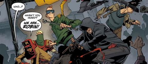 we are robin tp which new dc comics are worth checking out laser time