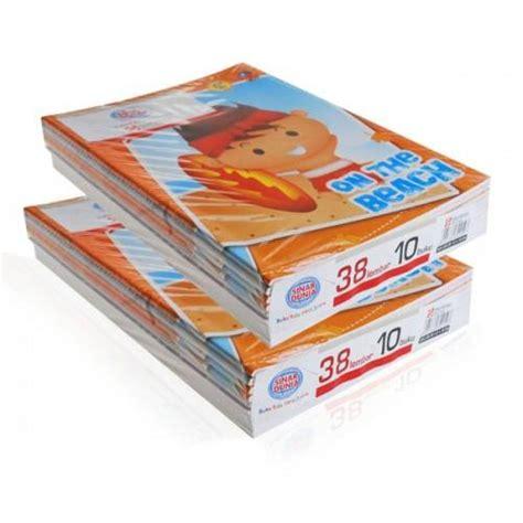 Buku Tulis Aa 100 jual buku harga murah banjar oleh toko ica photo copy buku