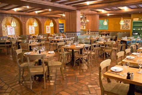 oak table restaurant park hotel casolare restaurant reclaimed oak
