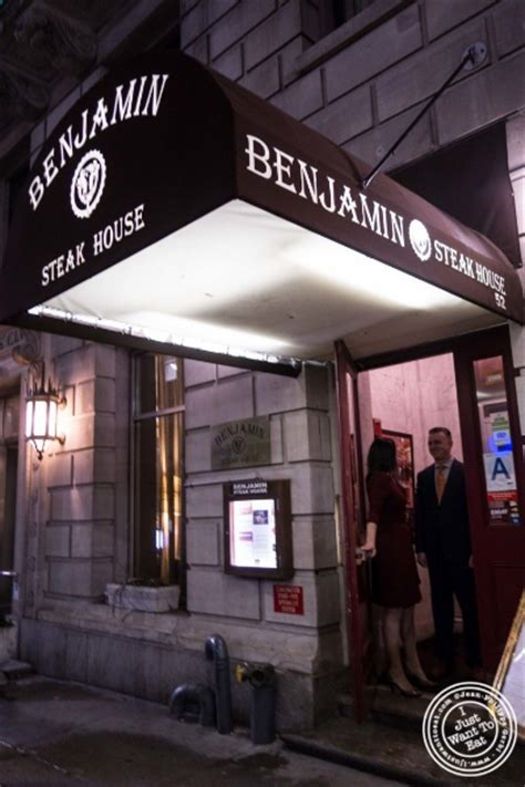 Benjamin Steakhouse In New York Ny I Just Want To Eat Food Blogger Nyc Nj Best