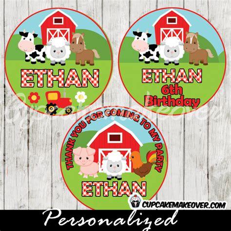 printable animal name plates printable farm animal name tags pictures to pin on