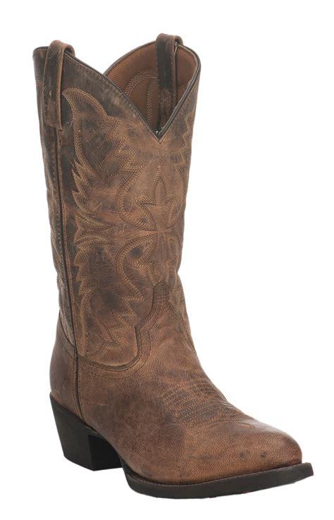 mens toe cowboy boots mens cowboy boots tsaa heel
