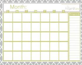 Blank Calendar 2014 Template by Blank Calendar Template 2014 That I Can Write On Html