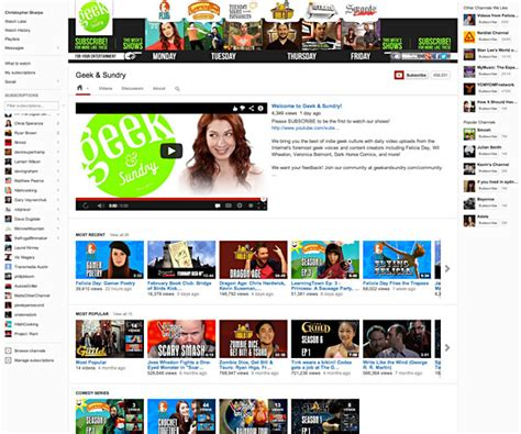 youtube channel layout 2014 new youtube channel layout it s coming so get ready