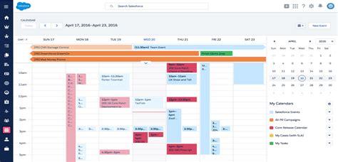 Lightning Calendar Calendar Anything Salesforce Lightning Calendar