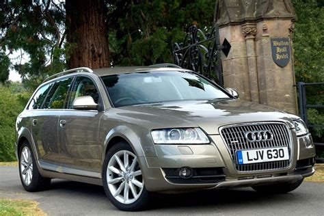 used audi a6 for sale uk audi a6 allroad from 2006 used prices parkers