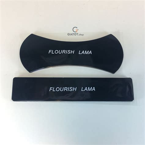 Fourish Lama bộ miếng d 225 n cao su nano đa năng flourish lama