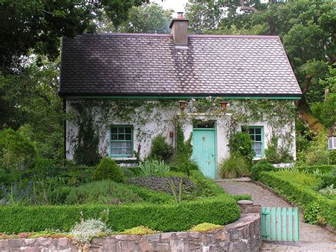 The Gardener S Cottage by Cottage This Is The Gardeners Cottage At Glenveagh N Flickr