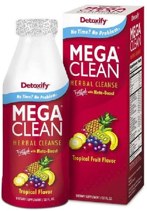 Clean X2 Detox Review by Mega Clean Detox Review 2018 Detox Marijuana Fast