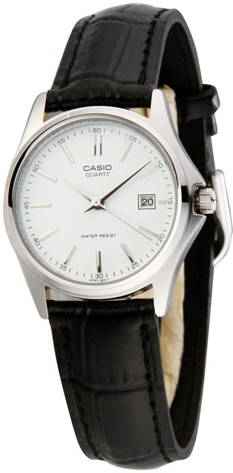elf saat saat erkek saatleri bayan saatleri kol casio siyah deri bayan saat ca72493