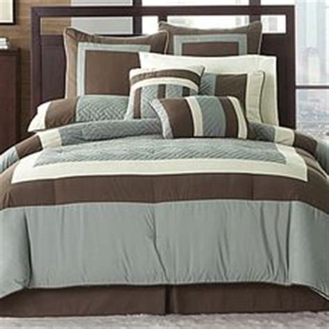 Jcpenney Bedding Clearance by Home Bedding Sets On Comforter Sets Aqua