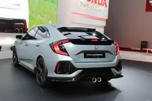 2016 Honda Civic Hatchback Live 232 Ve 2016 Honda Civic Hatchback Concept Live