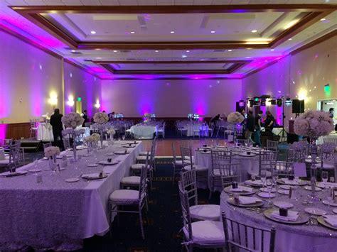 san diego wedding lighting courtyard by marriott wedding san diego wedding lighting