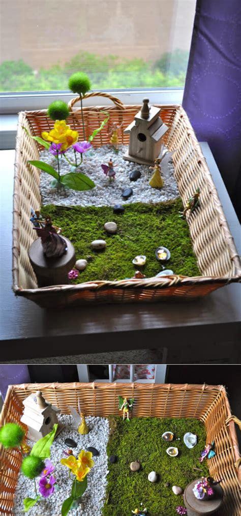 repurposed garden ideas  shoe box