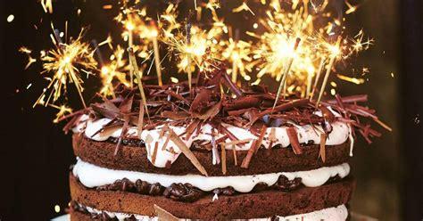 chocolate celebration cake  happy foodie