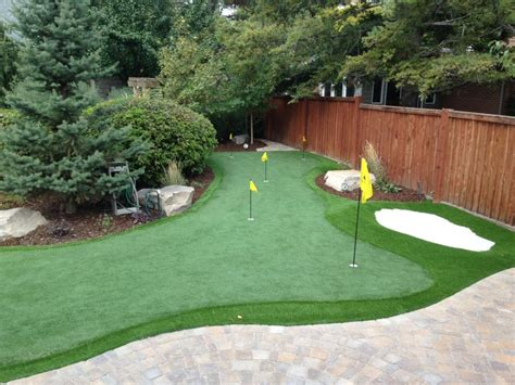 backyard putting greens massachusetts home putting