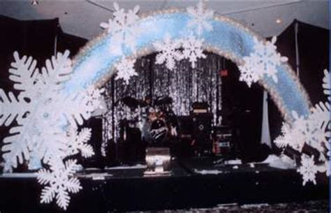winter stage decorations balloon hq feature photographs 2002