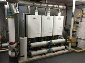 commercial gas boiler r and b mechanical and electrical