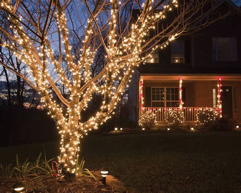 180 warm white static led outdoor lights 18 mtrs extendable