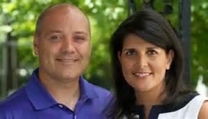 Michael haley gop gov nikki haley s husband dailyentertainmentnews