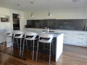 Splashback Ideas White Kitchen by White Kitchen With Grey Splashback
